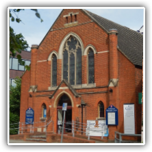 Addlestone Methodist Church