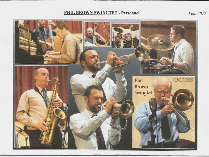 Phil Brown Swingtet