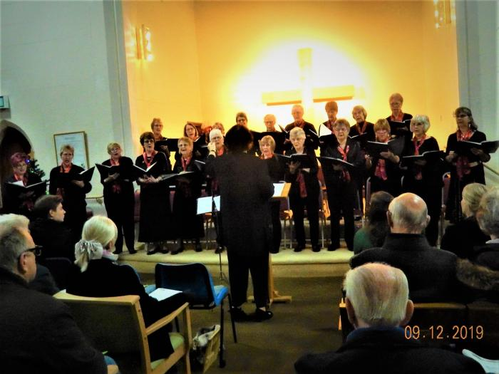 The Addlestone Singers Choir